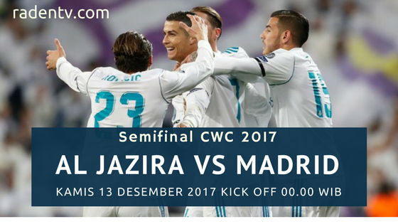 Al Jazira vs Real Madrid
