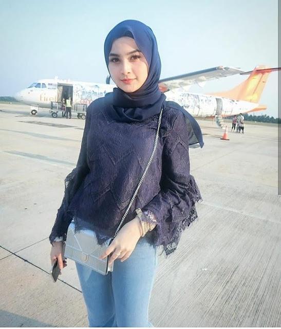 Hijaber Cute Dari Bandung