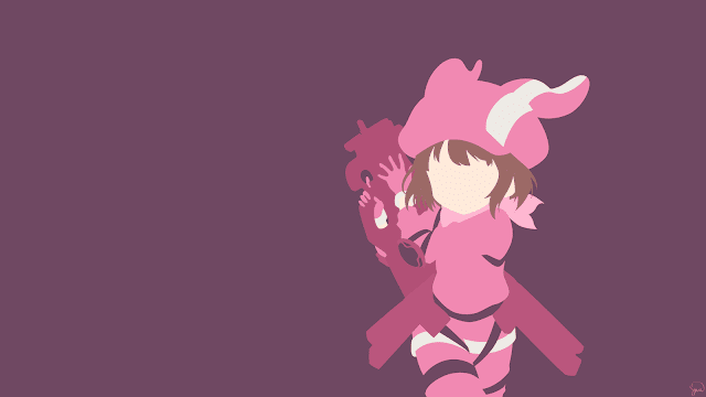 LLENN - SAO Alternative: Gun Gale Online Wallpaper