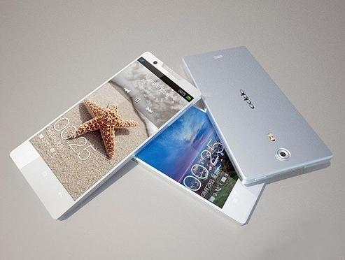 Oppo Find Way,Android,qHD,Dual-Core,Jelly Bean,HP Cina