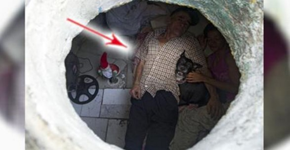 This Couple Lived Inside A Sewer for 22 Years! You must check this!