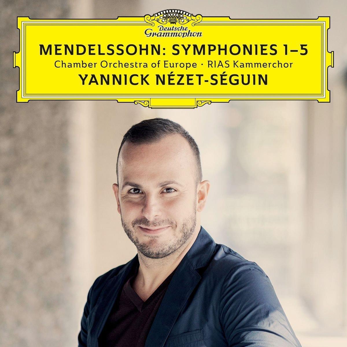 CD REVIEW: Felix Mendelssohn - SYMPHONIES NOS. 1 - 5 (Deutsche Grammophon 479 7337)