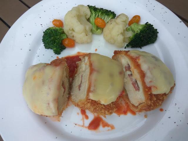 Menu My Garden Cafe & Restaurant Batam