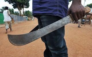 murder in ajah