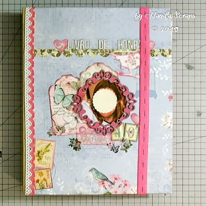 Guest Book with Craft and You Design