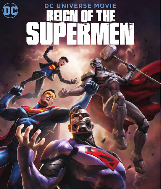 Film Reign of Supermen (2019)