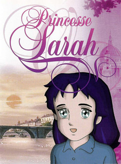 livre manga princesse sarah