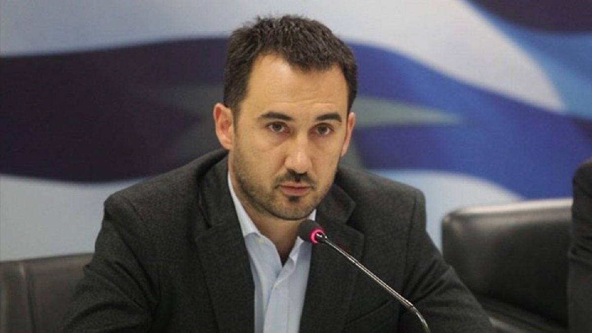 Το ανέκδοτο της ημέρας και ταυτόχρονα κλασική αριστερή υποκρισία  Χαρίτσης: «Ο ΣΥΡΙΖΑ δεν υπήρξε ούτε θα γίνει ποτέ μνημονιακό κόμμα»