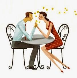 Así funciona de verdad el cerebro de un hombre durante una cita
