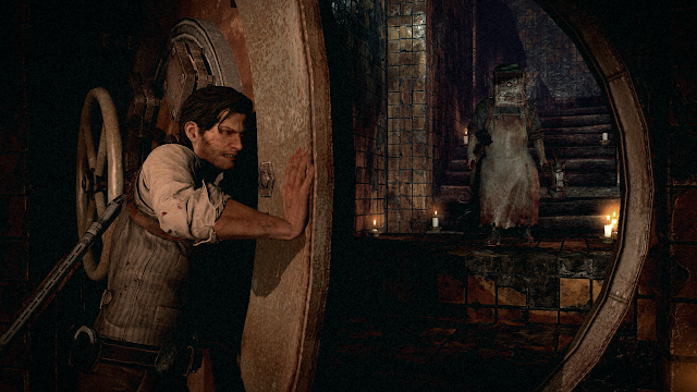 تحميل لعبة THE EVIL WITHIN Repack