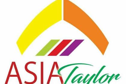 Lowongan Kerja CV. Asia Mode Pekanbaru September 2018