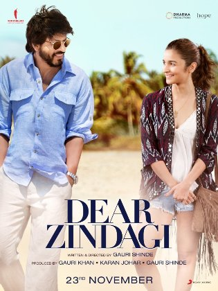 Dear Zindagi Full Hindi Movie Torrent