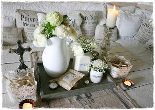 lovely vintage shabby chic wohnzimmer deko im. Black Bedroom Furniture Sets. Home Design Ideas