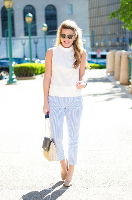 office style wear to work outfit for summer
