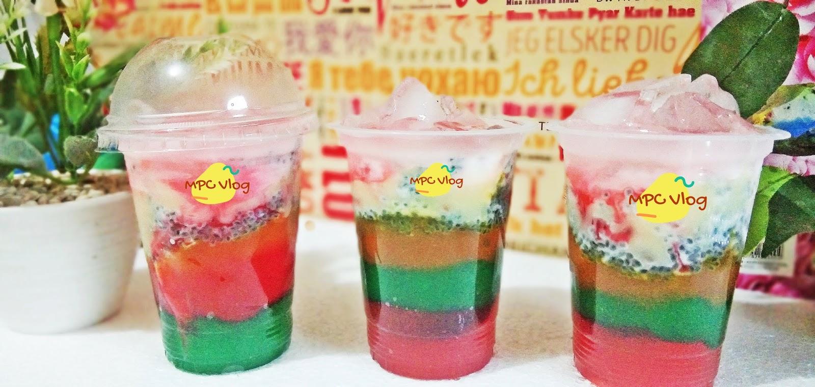 Es Air Mata Mantan Kreasi Minuman Yang Pas Untuk Buka Puasa Atau Ide Jualan Takjil Saat Bulan Ramadhan