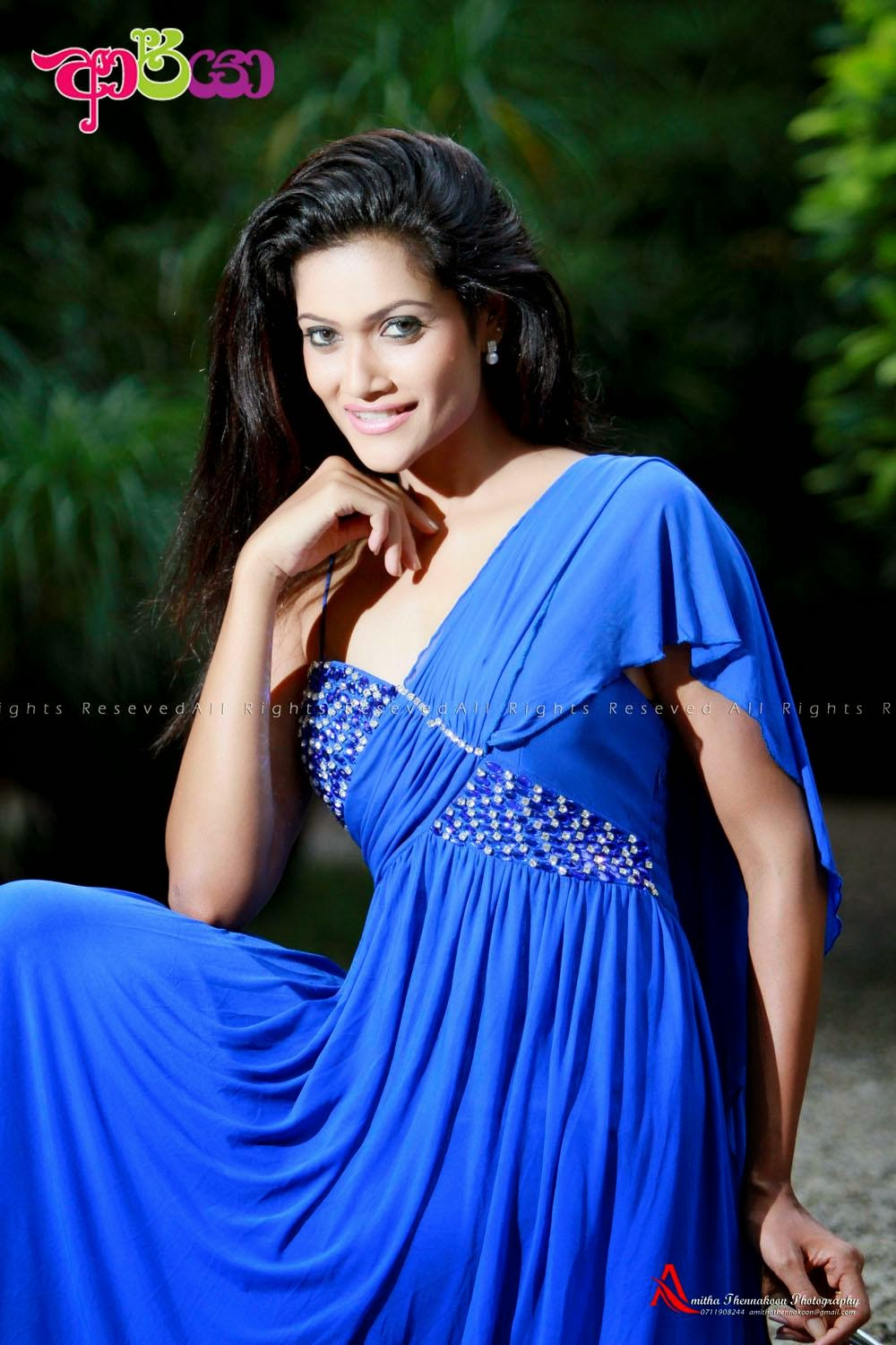 Sl Hot Actress Pics Siyatha Lux Miss World Sri Lanka 2014 -3515