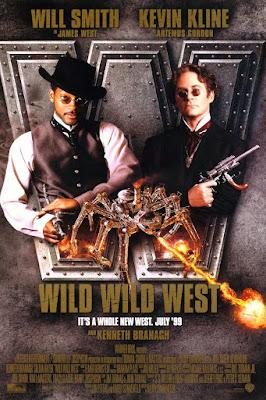 Sinopsis film Wild Wild West (1999)