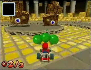 Leave Luck To Heaven: Mario Kart DS ~Lap 7~ Abundance of
