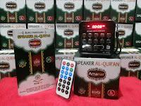 Jual Speaker Qur'an Amanar 16 Gb Terlengkap Edisi Terbaru