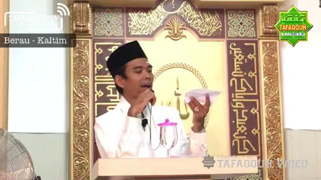 Kubur Ari-Ari Dikasih Lampu Langgar Syari'at, Begini Penjelasan Bijak Ustadz Somad