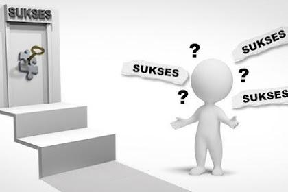 7 Tips Menjadi Sukses Dalam Bekerja