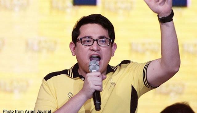 """ASEC Mocha Uson slams Bam Aquino: """"Nanalo (ka) lang dahil sa pangalan"""""""