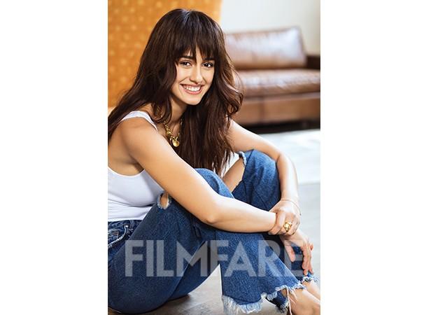 Disha Patani Sexy Hot Photoshoot for Filmfare Magazine July 2017