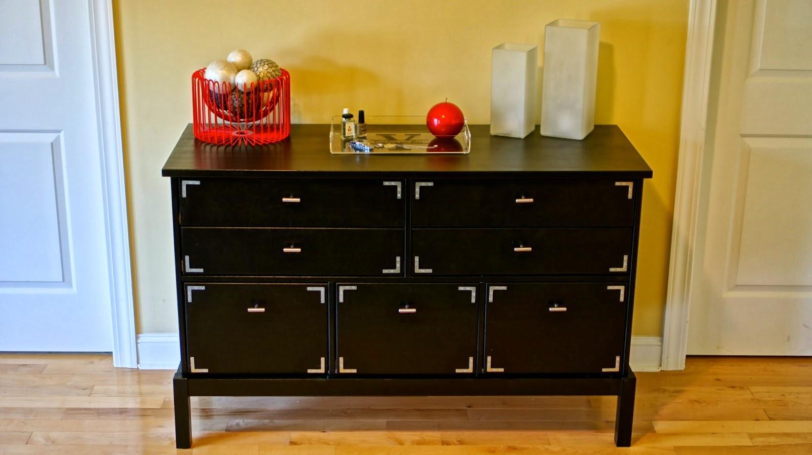 food fashion home ikea dresser hack. Black Bedroom Furniture Sets. Home Design Ideas