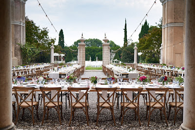 location matrimonio all'aperto