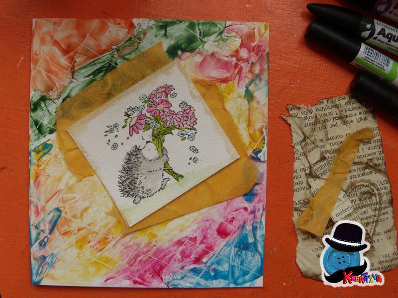 Come /_ 100 strisce 5mm Misti Handcraft Origami carta da Quilling carta FAI DA TE ARREDAMENTO poco