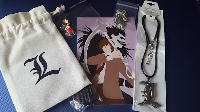 Fangirl Monthly: August Box