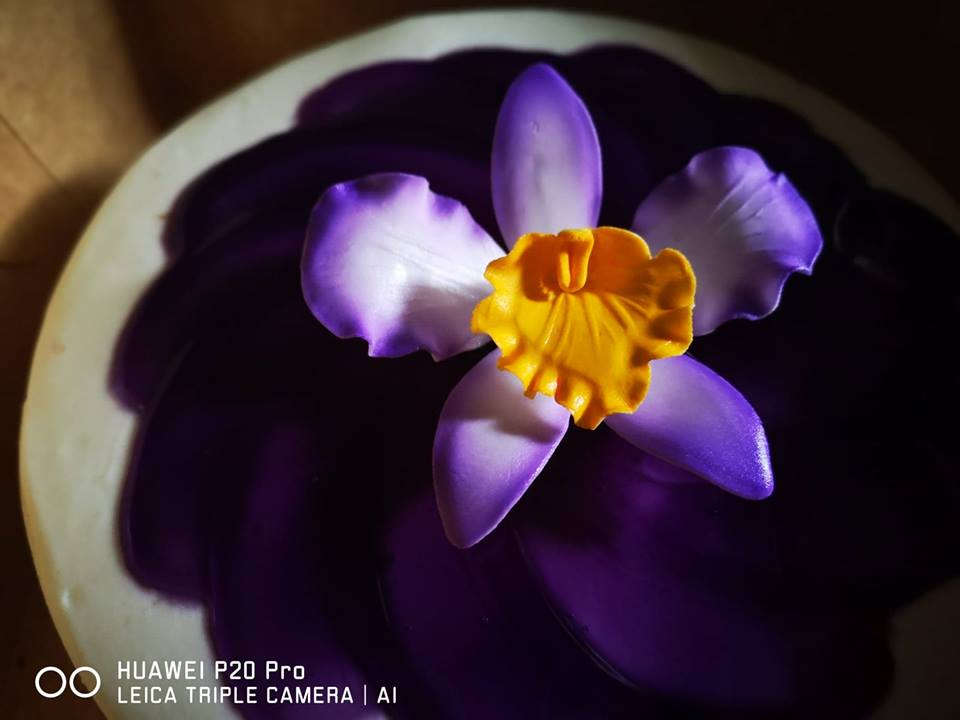 dee9427ee3de Now, the well-loved bakeshop shows their unwavering dedication for the  craft as they introduce a sophisticated, new take on the classic Ube cake –  the Ube ...