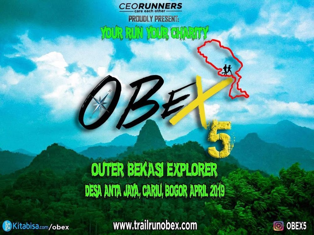 OBEX 5 Trail Run • 2019