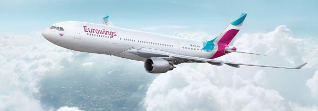 Eurowings cancels new Skopje service