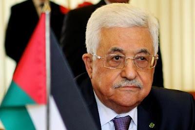 Presiden Palestina Mahmoud Abbas dilarikan ke rumah sakit