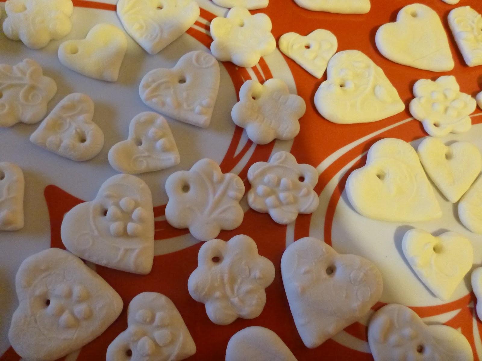 Super Gerry Creations: Decorazioni fai da te in pasta di Frumina MA59