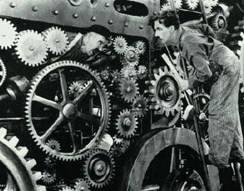 Filme de Charles Chaplin.