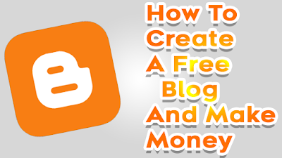 how to make a free blog and make money