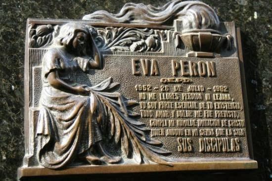 Museo Evita Recoleta Buenos Aires argentina eva peron
