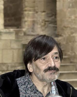 Paco Escudero, del Matarraña de tota la vida, cara de encantat