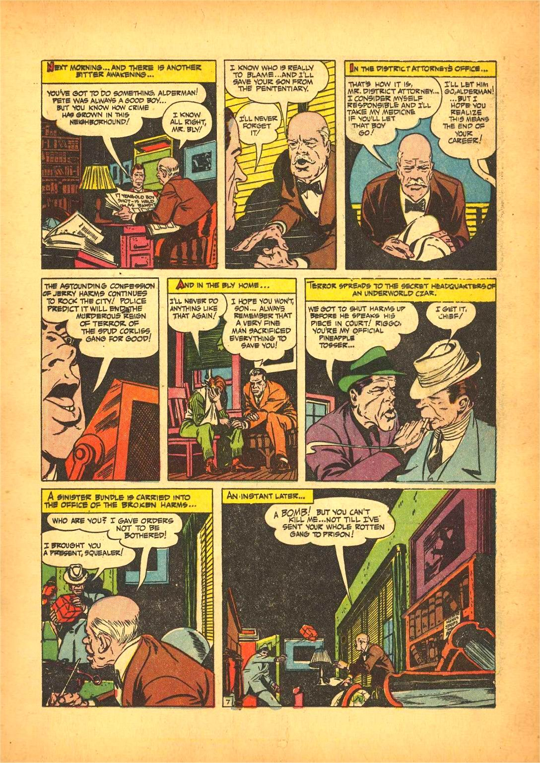Read online Action Comics (1938) comic -  Issue #50 - 31