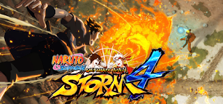 Naruto Shippuden Ultimate Ninja STORM 4 CODEX