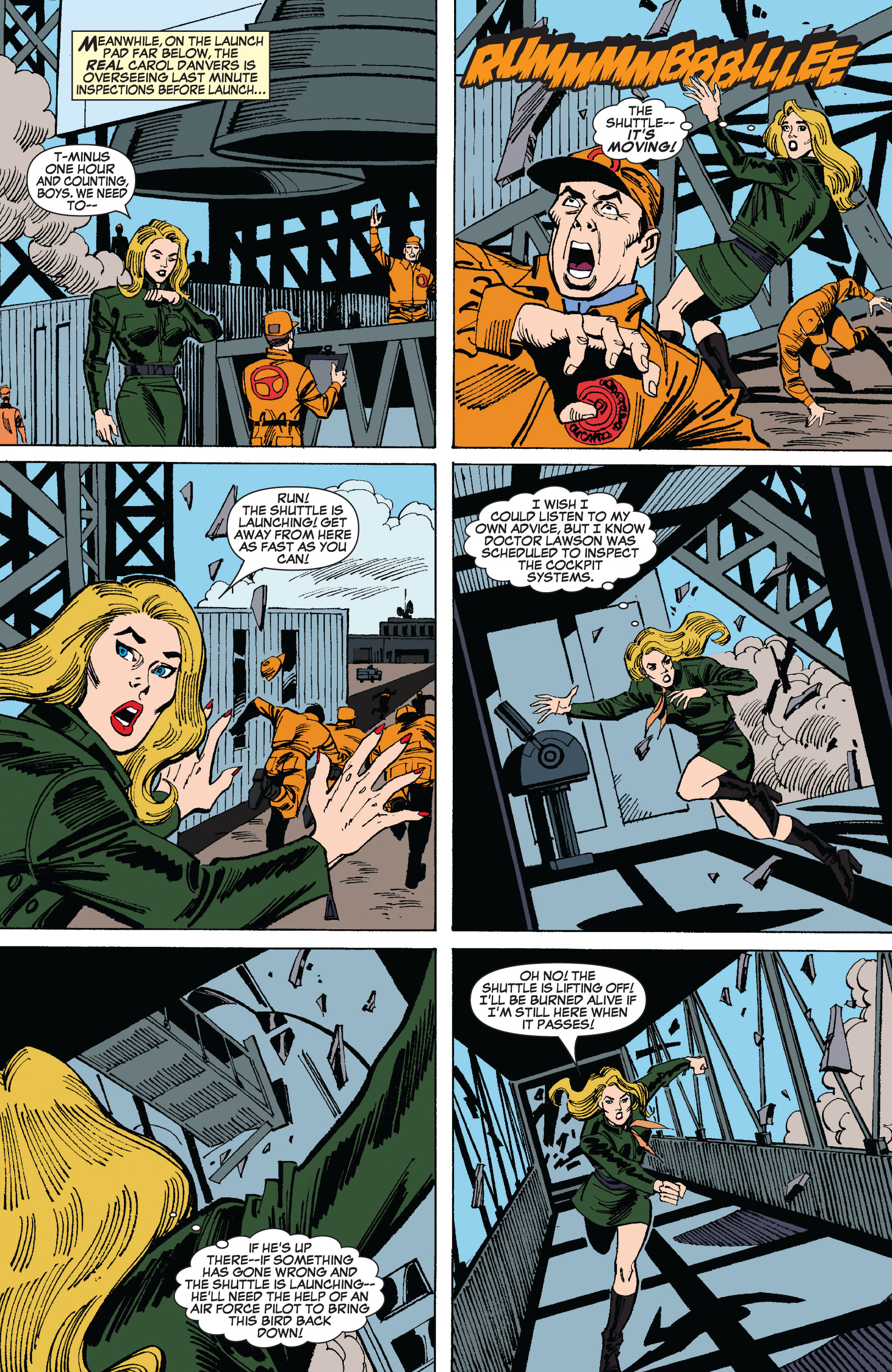 Read online Secret Invasion: The Infiltration comic -  Issue #8 - 14