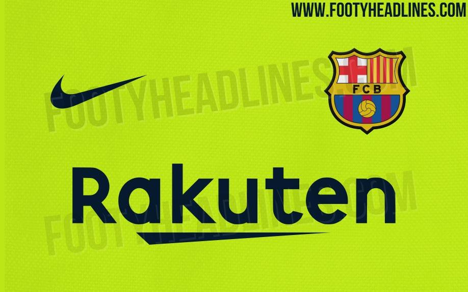 91649e096 Discount Nike FC Barcelona 18-19 Home Kit Leaked + Away   Third Kit ...