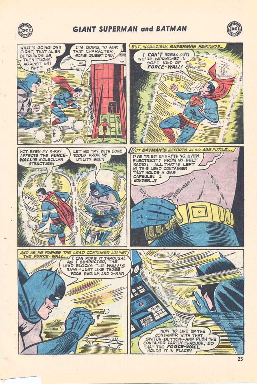 Read online World's Finest Comics comic -  Issue #161 - 26