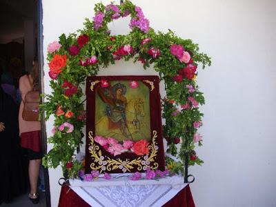 Праздник Св. великомученика Георгия в одноименных храмах Митрополий ИПЦ Греции. ФОТО