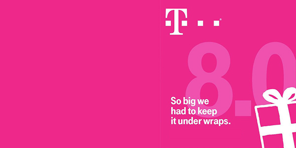 T-Mobile Un-Carrier 8.0