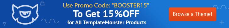 TemplateMonster Promo code
