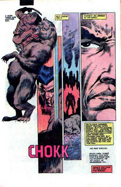 Wolverine v1 #1 - Frank Miller art 1980s marvel comic book page