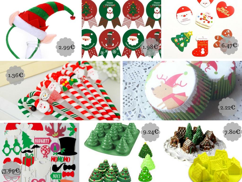 Decoracion navidad 2016 en aliexpress los looks de mi for Decoracion casa navidad 2016